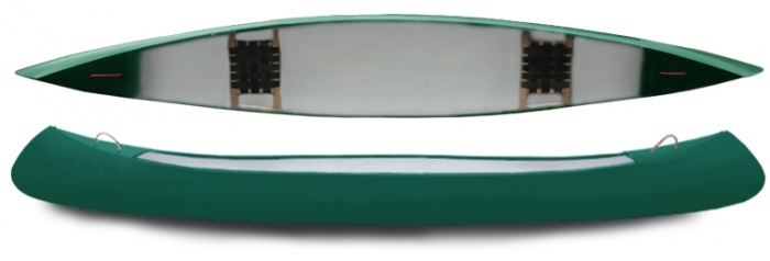 Canoe boat ALBA two-seated