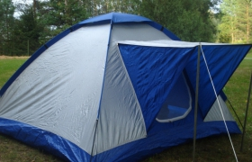 Tent for 4 persons