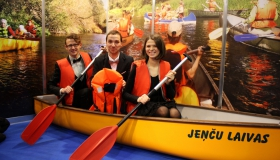 Travel trade fair Balttour 2015